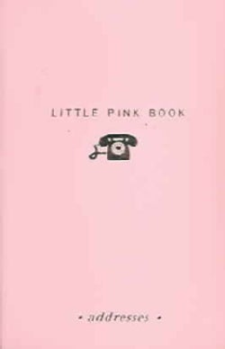 Little Pink Book of Addresses (Address book)