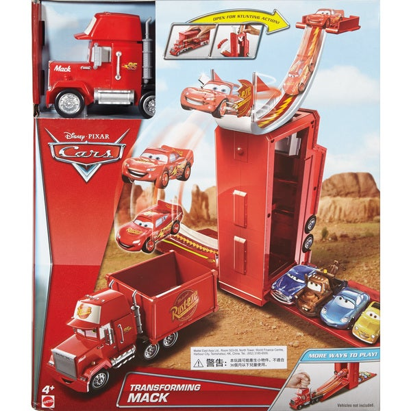 Disney Pixar Cars Transforming Mack Playset 27691245