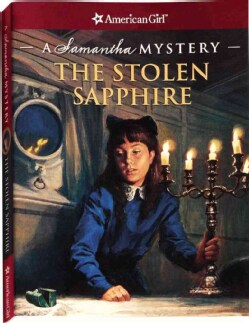 The Stolen Sapphire: A Samantha Mystery (Paperback)