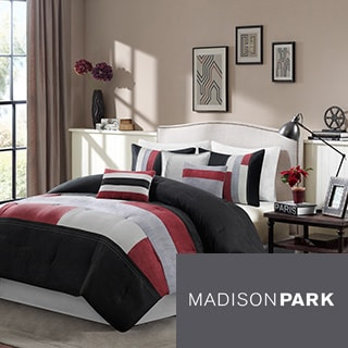 Madison Park Bay Ridge 7-Piece Comforter Set