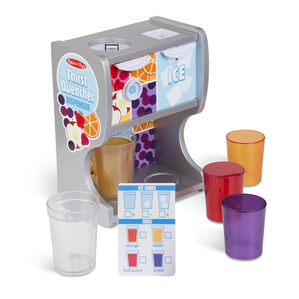 Melissa & Doug Thirst Quencher Dispenser 27740661