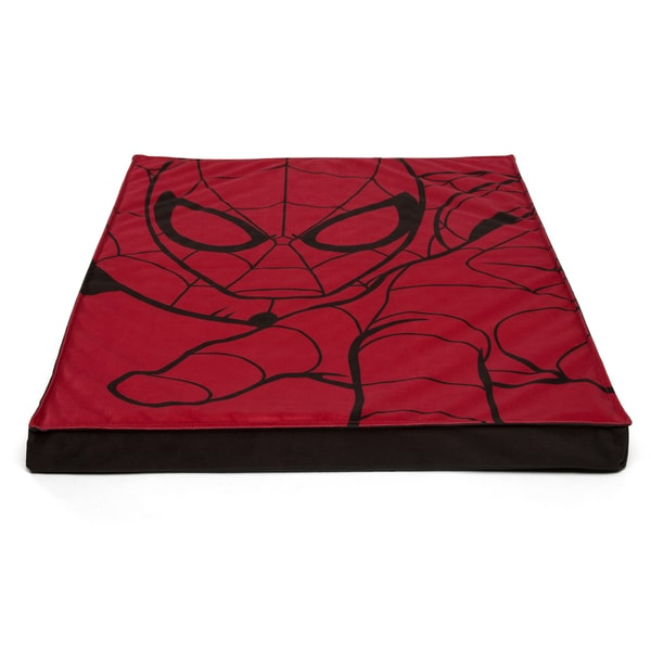 Marvel Spiderman Nap Mat Plus Orthopedic Dog Bed 27748862