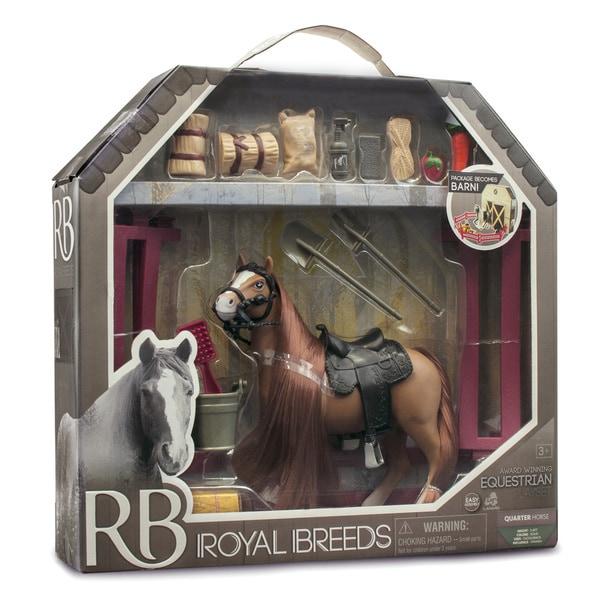 Royal Breeds Barn Buddies Set 27751578