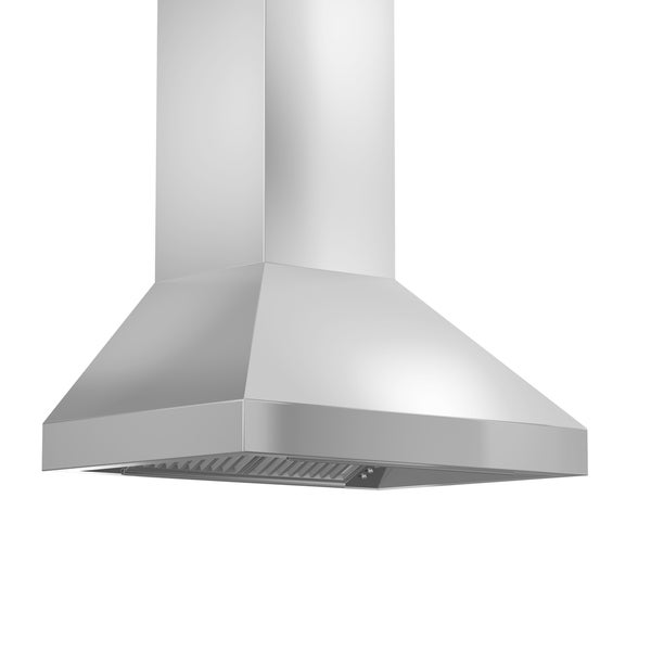 ZLINE 36 in. 400 CFM Remote Blower Wall Mount Range Hood in Stainless Steel (597-RS-36-400 ) 27772772