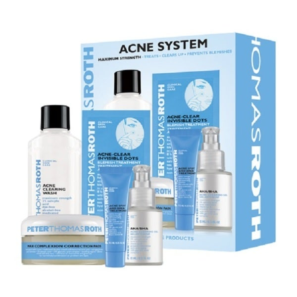 Peter Thomas Roth 5-piece Acne System Set 27772858