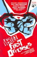 Vertigo: First Offenses (Paperback)
