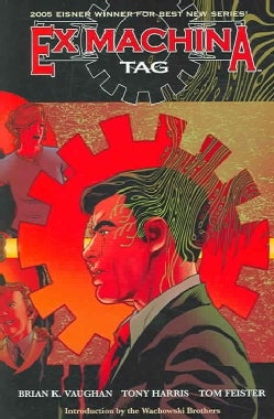 Ex Machina 2: Tag (Paperback)