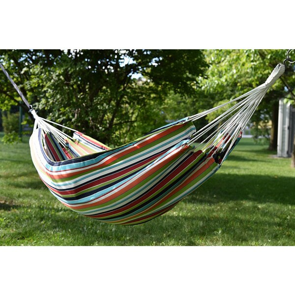 Vivere Home and Garden Brazilian Sunbrella Hammock - Double 27788758