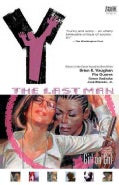 Y: The Last Man 6: Girl on Girl (Paperback)