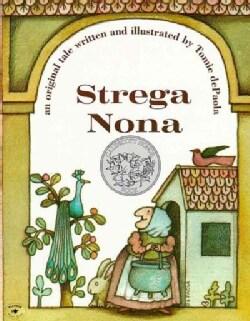 Strega Nona: An Original Tale (Board book)