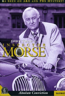 Inspector Morse: The Absolute Conviction Collection (DVD)