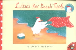 Lottie's New Beach Towel (Paperback)