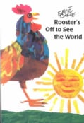 Rooster's Off to See the World (Board book)