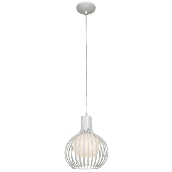 Access Lighting Chuki 1-light White Pendant 27824518