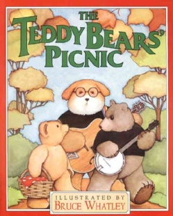 The Teddy Bears' Picnic (Board book)