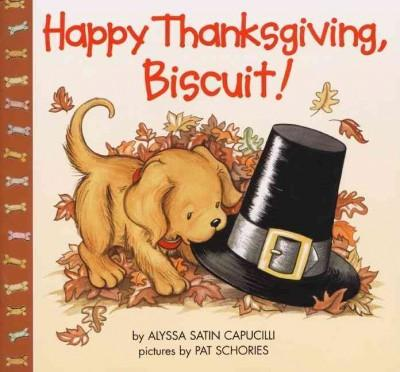 Happy Thanksgiving, Biscuit! (Paperback)