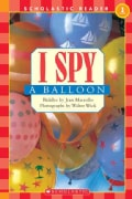 I Spy a Balloon (Paperback)
