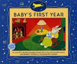 Baby's First Year: 12-month Keepsake Calendar (Paperback)