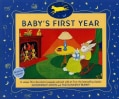 Baby's First Year: 12-month Keepsake Calendar (Paperback)