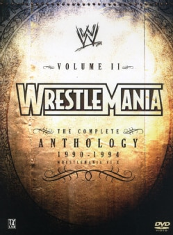 Wrestlemania: The Complete Anthology Vol 2 WrestleMania 6-10 (DVD)