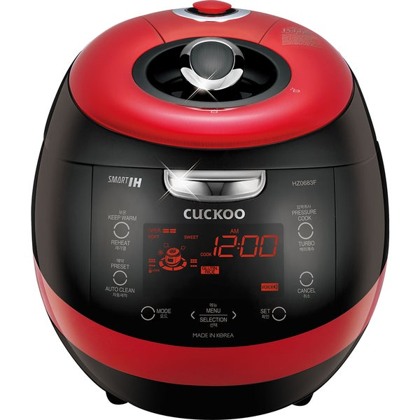 Cuckoo Electric Induction Heating Pressure Rice Cooker CRP-HZ0683FR 27855991