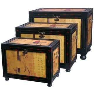 Raging Stallions Storage Boxes (China)