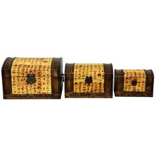 Calligraphy Storage Boxes (China)