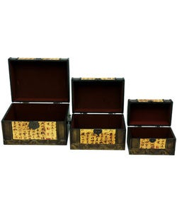Calligraphy Storage Boxes (China)