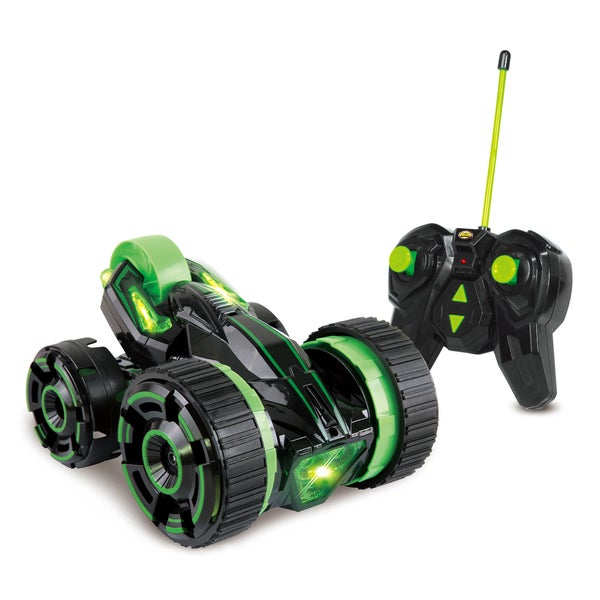 NKOK Stunt Twisterz RC Penta Twister Remote Control Toy - Colors Vary 27875955