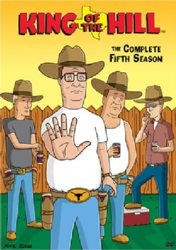King Of The Hill: Season 5 (DVD)