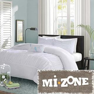 Mi Zone Tatiana 4-piece Duvet Cover Set