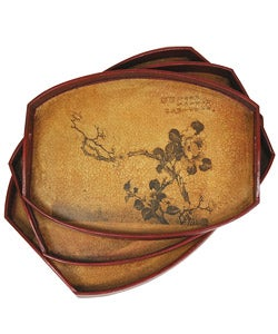 Branch of Life Tray Set (China)