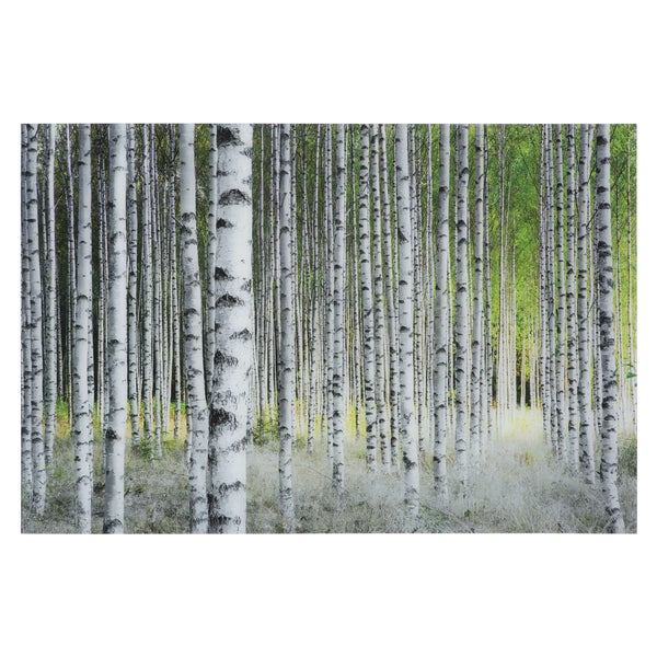 Yosemite Home Decor Forest II Original Hand-Painted Wall Art 27895624
