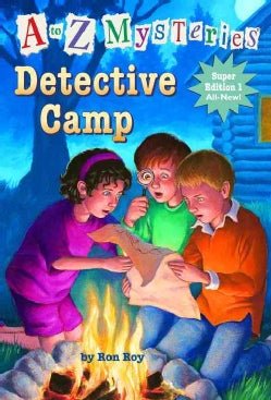 Detective Camp (Paperback)