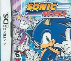 Nintendo DS - Sonic Rush