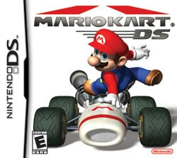NinDS - Mario Kart DS