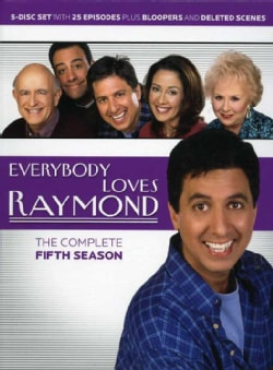 Everybody Loves Raymond: The Complete Fifth Season (DVD)