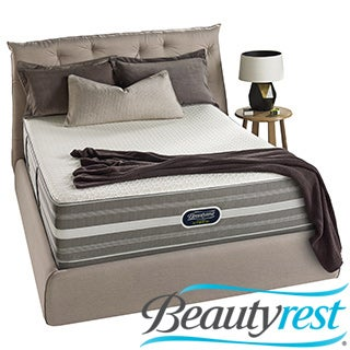 Beautyrest Hybrid Sands Street Ultimate Plush Queen-size Mattress Set