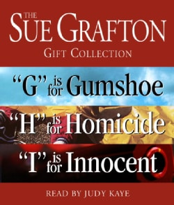 The Sue Grafton GHI Gift Collection (CD-Audio)