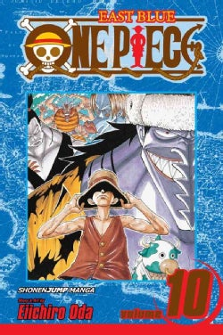 One Piece 10: Ok, Let's Stand Up (Paperback)