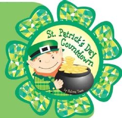St. Patrick's Day Countdown (Board book)