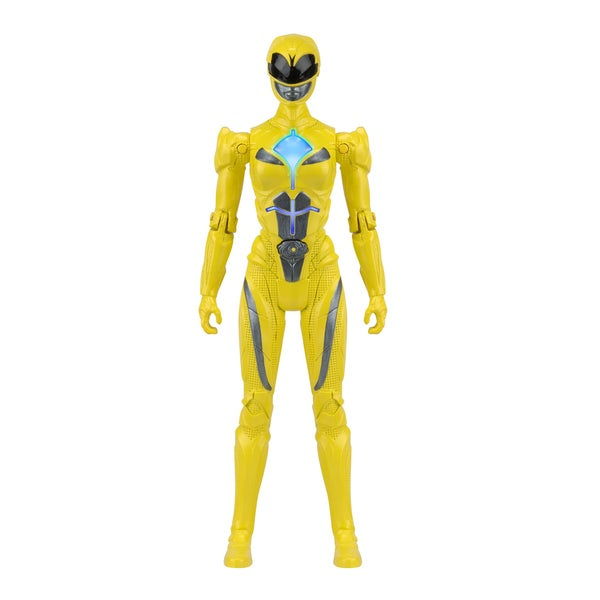 Power Rangers Movie Morphin Power Yellow Ranger Figure 27970152
