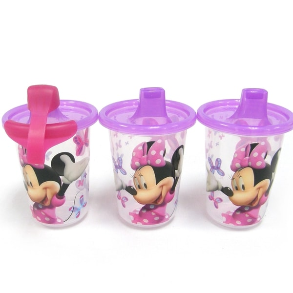 The First Years Minnie Mouse 10-ounce Take & Toss Sippy Cup (Pack of 3) 27990330