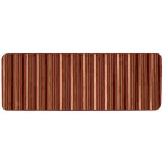 Nourison Everywheres Rust Rug (1'9 x 5)