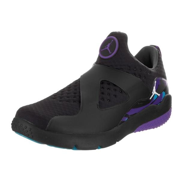 Nike Jordan Men's Jordan Trainer Essential Black Training Shoes 28038765