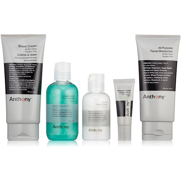 Anthony Essential Travelers 5-piece Kit 28039457