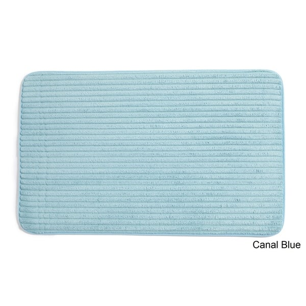 Ariana Collection Plush Memory Foam Anti-Fatigue Bath Mat 28199022