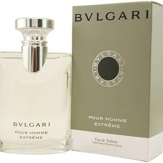 Floral Bvlgari Extreme Men's 3.4-ounce Eau de Toilette Spray