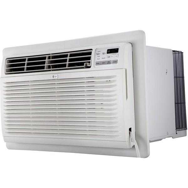 LG LT1236CER 10,000 BTU 220V Thru-the-Wall Air Conditioner (Refurbished) - White 28220102