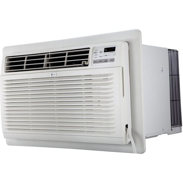 LG LT1216CER  10,000 BTU Thru-the-Wall Air Conditioner (Refurbished) - White 28220126